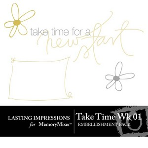 Take time wk 01 emb medium