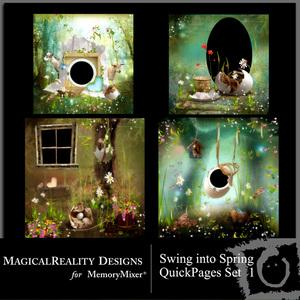 Swing into spring qp quickmix 1 medium
