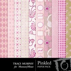 Pinkled pp medium