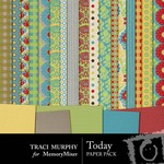Today Paper Pack-$3.99 (Traci Murphy)