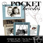 Top Ten Basic Pocket Book-$8.99 (Stories by Me)