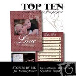 Top ten reasons i love you freebie small