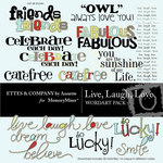 Live Laugh Love WordArt Pack-$1.49 (Ettes and Company by Annette)