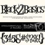 Black 2 basics alpha small