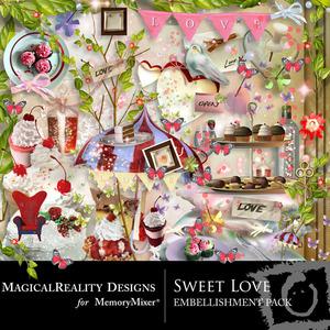 Sweet love emb medium
