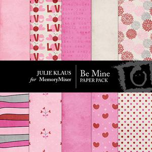 Be mine jk 2 pp medium