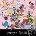 Very Fairy Embellishment Pack-$2.49 (Traci Murphy)