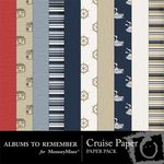 Cruise Paper Pack-$3.49 (Albums to Remember)