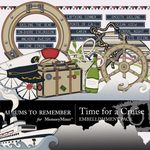Cruise Embellishment Pack-$2.49 (Albums to Remember)