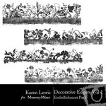 Decorative Edgers Vol 1-$0.99 (Karen Lewis)