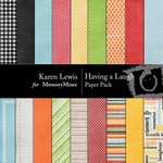 Having a Laugh Paper Pack-$3.99 (Karen Lewis)