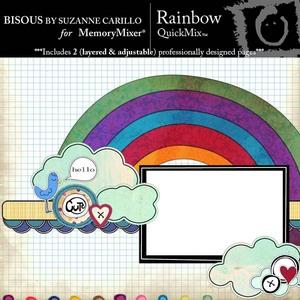 Rainbow qm medium
