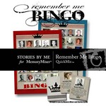 Remember Me Bingo QuickMix-$5.99 (Stories by Me)
