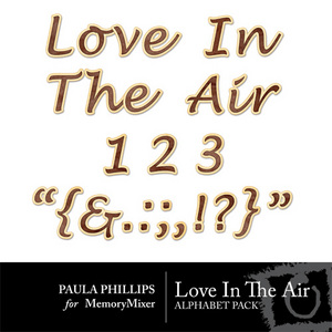Loves in the air alpha medium