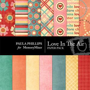Loves in the air pp medium