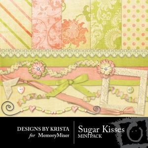 Sugar kisses mini medium
