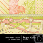 Sugar kisses mini small