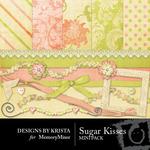 Sugar Kisses Mini Pack-$4.25 (Designs by Krista)