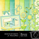 Breezy Mini Pack-$4.49 (Designs by Krista)