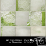 New Beginnings FP Paper Pack-$3.99 (Fly Pixel Studio)