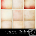 Togetherness Paper Pack-$3.99 (Fly Pixel Studio)