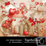 Togetherness Embellishment Pack-$2.99 (Fly Pixel Studio)