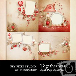 Togetherness qp medium