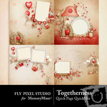 Togetherness Quick Page QuickMix-$3.49 (Fly Pixel Studio)