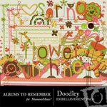 Doodley ABR Embellishment Pack-$1.50 (Albums to Remember)