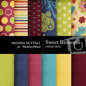 Sweet blossoms pp medium