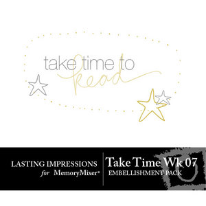 Take time wk 07 emb medium