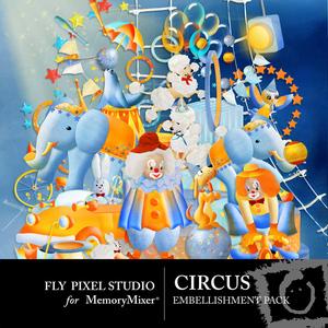 Circus emb medium