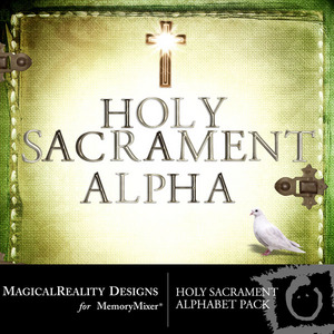Holy sacrament alpha medium