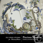 Precious Moment Embellishment Pack-$2.99 (Fly Pixel Studio)