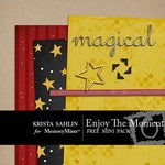 Enjoy the Moment Mini Freebie Pack-$0.00 (Krista Sahlin)