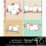 SpringTime QuickMix-$2.99 (Julie Klaus)