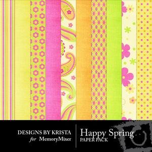 Happy spring pp medium