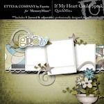 If My Heart Could Speak QuickMix-$5.99 (Fayette Designs)