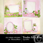 Tender as a Rose QuickMix-$2.99 (Fly Pixel Studio)