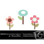 Extraordinary Easter Flowers-$0.49 (Bisous By Suzanne Carillo)