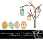 Extraordinary Easter Eggs-$0.49 (Bisous By Suzanne Carillo)