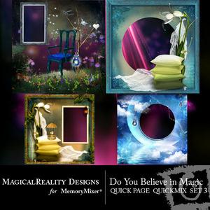 Do you believe in magic qp 3 medium