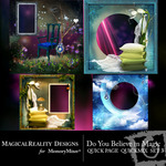 Do You Believe in Magic QuickPage QuickMix 3-$2.99 (MagicalReality Designs)