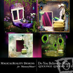 Do You Believe in Magic QuickPage QuickMix 2-$2.99 (MagicalReality Designs)