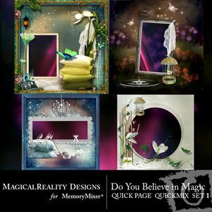 Do you believe in magic qp 1 medium