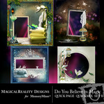 Do You Believe in Magic QuickPage QuickMix 1-$2.99 (MagicalReality Designs)