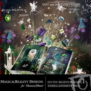 Do you believe in magic 1 emb medium