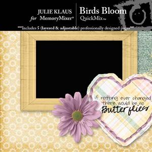 Birds bloom medium