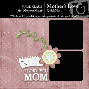 Mothers love medium