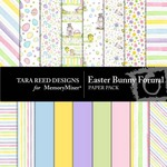 Easter Bunny Formal Paper Pack-$3.99 (Tara Reed Designs)